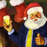 Achelous kerstdiner