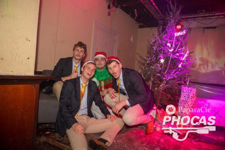 Chimelous kerst P-Café